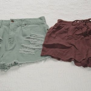 Forever 21 - Shorts - Lot of Two (2) - Small